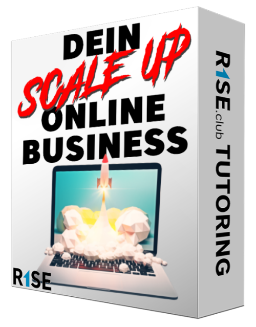 Erschaffe und skaliere dein eigenes Online Business!